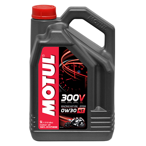 300V RACING KIT OIL 2172H 0W30