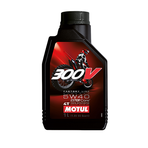 300V FACTORY LINE OFF-ROAD 5W40