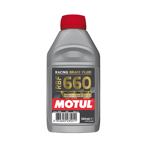 RBF660 FACTORY LINE BRAKE FLUID